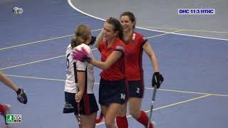 Viertelfinale DM Halle Damen DHC vs. HTHC 19.01.2019 Highlights