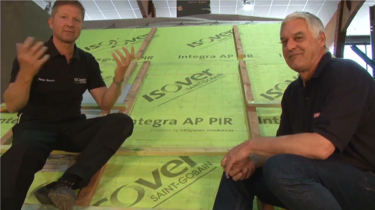 Trendig ✓ Einbau VELUX Dachfenster Teil 1 ☆ Web TV für Handwerker - YouTube KX77