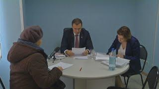 В Хакасии открылась Общественная приемная депутата Госдумы Юрия Афонина