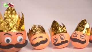 Dussehra Special: How To Make Ravana at Home