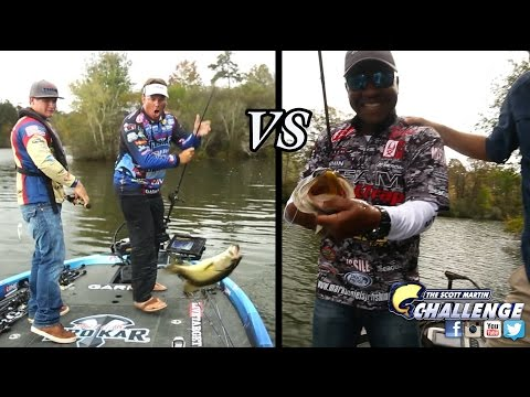 SMC Episode 12:07 - Trash Talking & Bass Catching EPIC SHOWDOWN - AwesomeFishing Show!