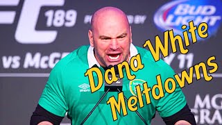 Dana White All Out of FUCKS to Give