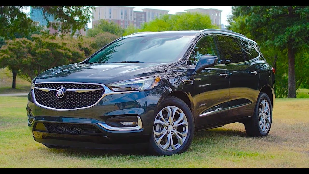2018 Buick Enclave Review Also Check Other Suv Videos And Comparisons Buick Enclave Buick Enclave