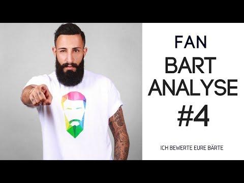 FAN BART ANALYSE #4 - ICH BEWERTE EURE BÄRTE | BARTMANN