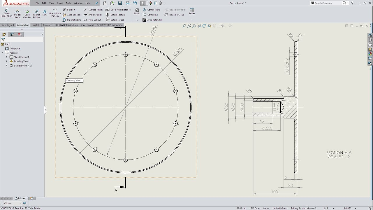 how to make a oil drum in solidworks pdf