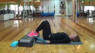 Упражнение для укрепления мышц промежности, ягодиц и поясницы(Это универсальное упражнение, не имеющее практически никаких противопоказаний. В статике помогает при..., 2015-02-11T15:28:13.000Z)