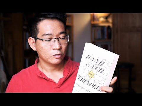 ►Review Sách - Danh Sách Của Schindler - Tiểu thuyết hay nên đọc