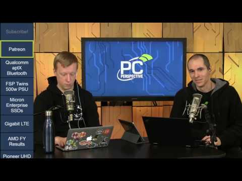 PC Perspective Podcast #435 - 02/02/17