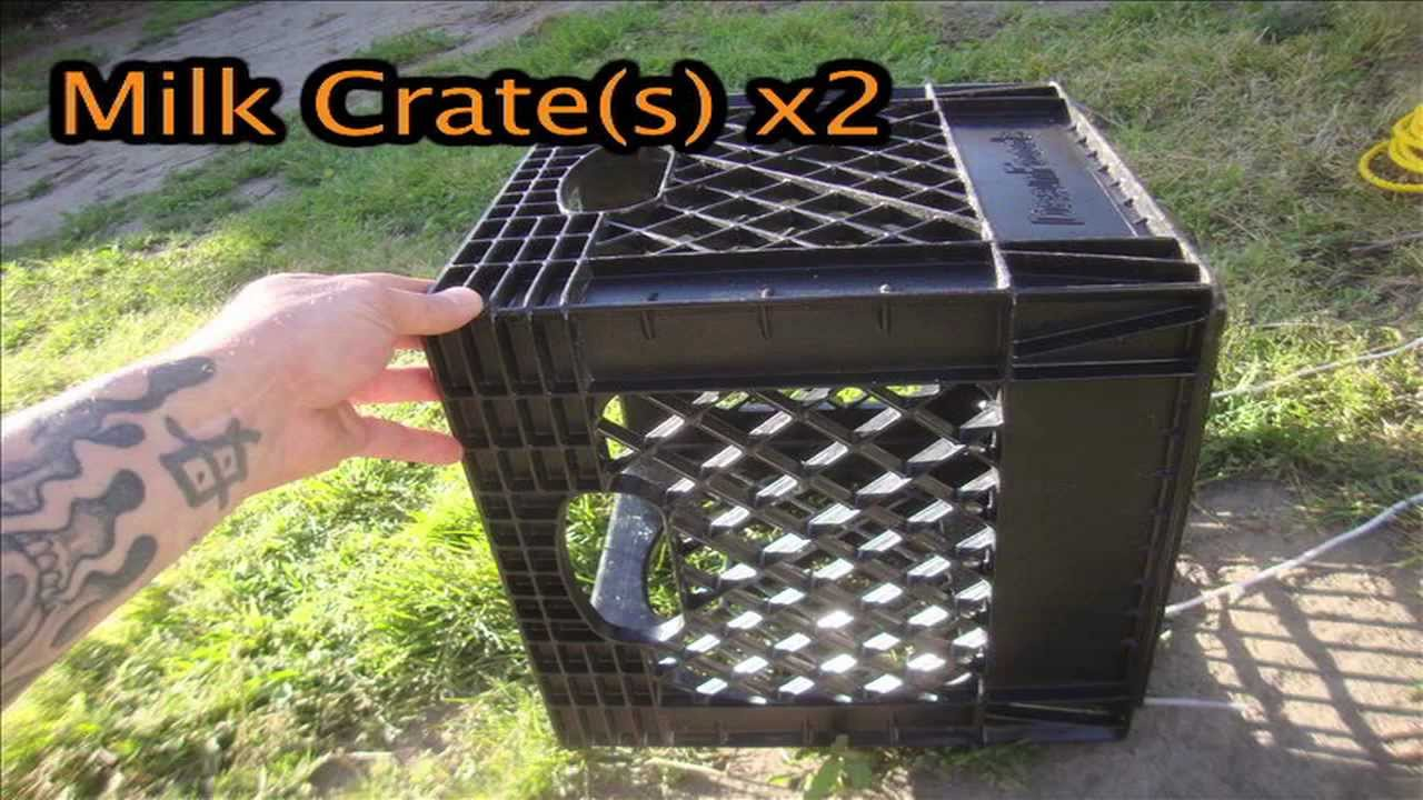 Best CrabTrapTutorial (Cheap & simple) - YouTube