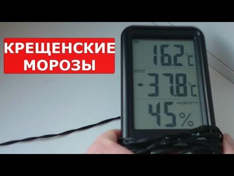 минус 40 С контроль зимовки пчел 2018