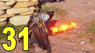 Assassin's Creed Origins - Part 31 - FLAMING SWORD!