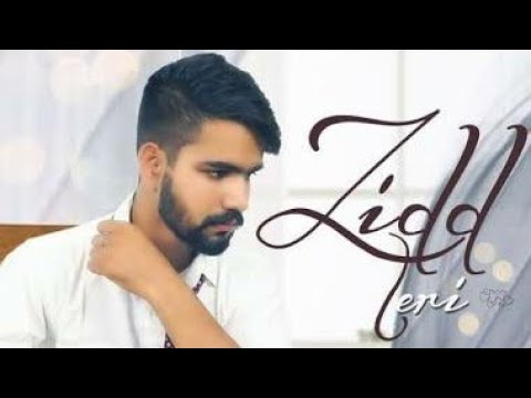 Zidd Teri Video Song by Punit Kaswan, white hill music