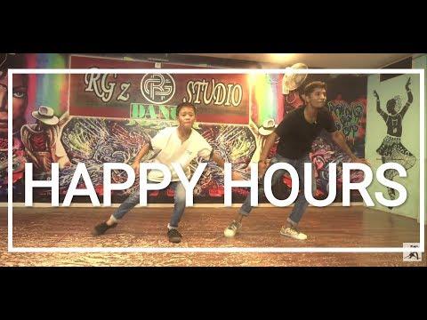 Happy Hour - Disney's ABCD 2   Shubham & Aakash   #RGzDanceTV