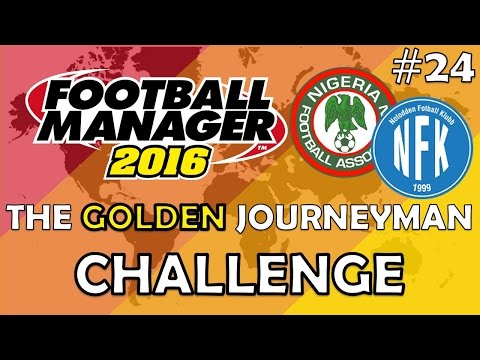 The GJ Challenge | Ep. 24 - Norwegian Adventure! | Football Manager 2016