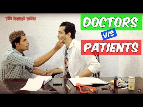 Hyderabadi Doctors & Patients l The Baigan Vines