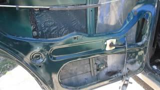 Как снять стекло задней двери Ваз 2104(, 2016-05-11T06:44:10.000Z)