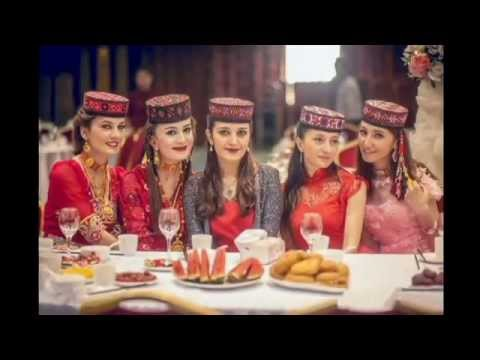 Wedding of Chinese Tajiks in Xinjiang, China