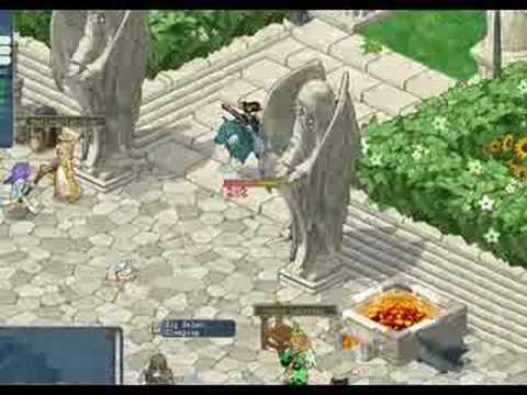 Angel Online gameplay
