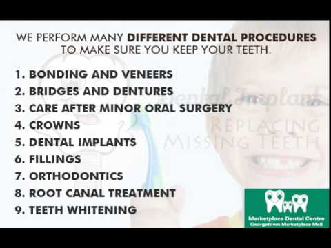 Marketplace Dental Centre Clinic Georgetown ON L7G 4B1 Canada