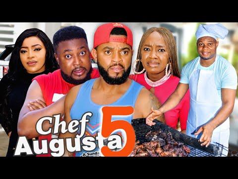 Download CHEF AUGUSTA SEASON 5 (New Movie) 2021 Latest Nigerian Nollywood Movie 1080p