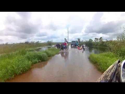 Riding in Rainy Season: San Juan del Sur to Pearl Lagoon, Nicaragua