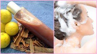 Homemade hair growth shampoo FAST HAIR GROWTH  100% RESULT