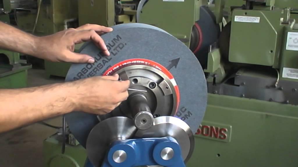 Centerless Grinding Wheel Balancing Bhagwansons