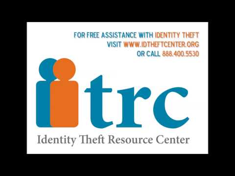 Identity Theft Resource Center Offers Help To Identity Theft Victims