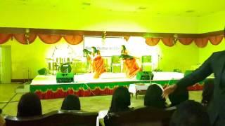 Nagada remix dance performance by HWHIC Group