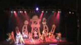 Hoguera Sagrada Familia. Playback Juvenil 2007 Musical Queen