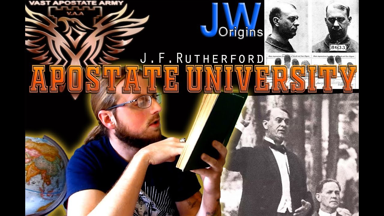 JW Origins: Rutherford