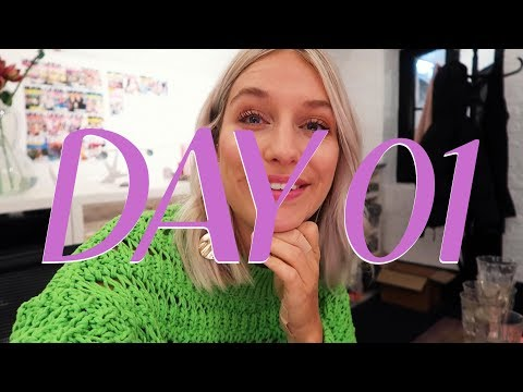 VLOGMAS 01# • NIEUWE COLLECTIE & CATCALLING IS GEEN COMPLIMENT! • YARA MICHELS