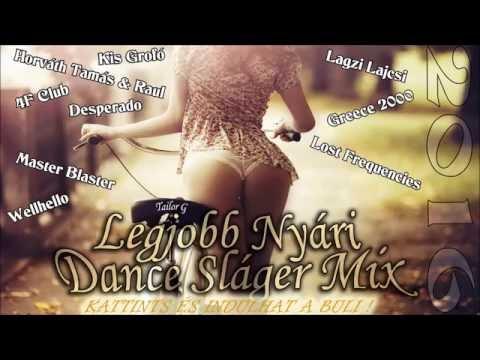 ♪ ▀█▀ Tailor G - Nyári Dance Sláger mix 2016 újratöltve♪