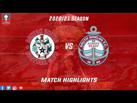 Ashton Utd South Shields Goals And Highlights