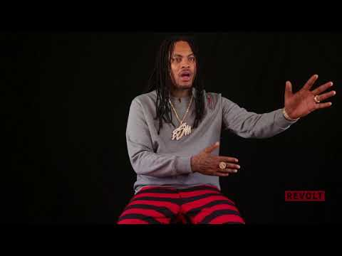 Exclusive: Waka Flocka Clarifies African American Comment