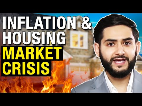 What they aren't telling you for the Housing Crash! | Inflation, Houses & Market Crisis (WARNING)