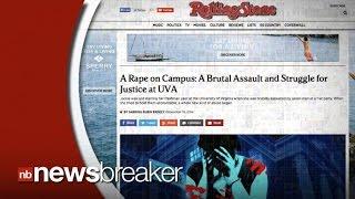 Virginia Police Suspend Investigation into UVA Rape Alleged in Rolling Stone Article
