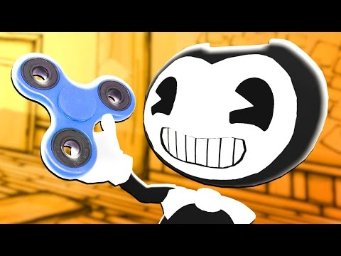 Thumbnail: BENDY FINDS A FIDGET SPINNER