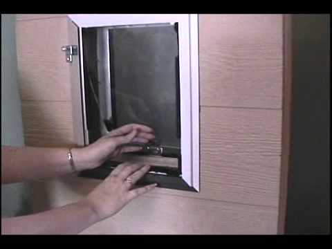 Replacement Flaps For Hale Pet Doors Youtube