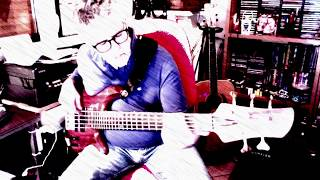 Calvin Harris, Sam Smith - Promises ...... bass cover Video