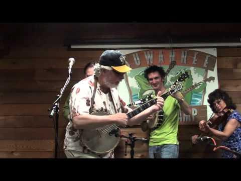 Suwannee Banjo Camp Finale 2014