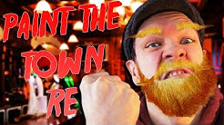 IRISH PUB FIGHTING SIMULATOR | Paint The Town Red
