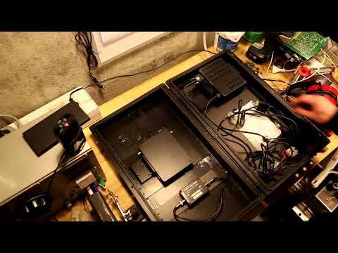 Taxi Radio Basestation teardown -  UHF/VHF Storno radio