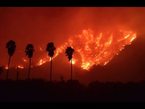 Fires burning in Southern California | LIVE COVERAGE