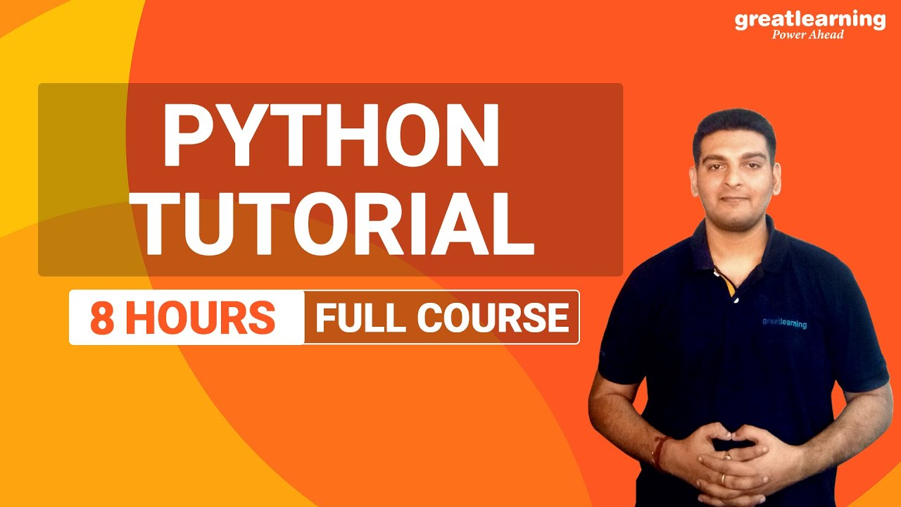 Python Tutorial | Python tutorial for beginners | Learn Python in 8 Hours