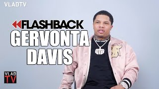 Gervonta Davis on False Assault Charge from Brother Costing Him His Belt (Flashback)