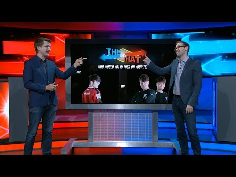 This or That: But it's Faker