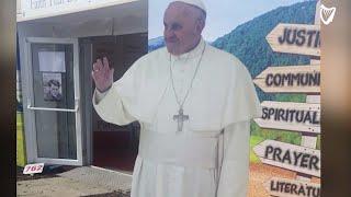 VIDEO: Papal prop proves popular at Ploughing thumbnail
