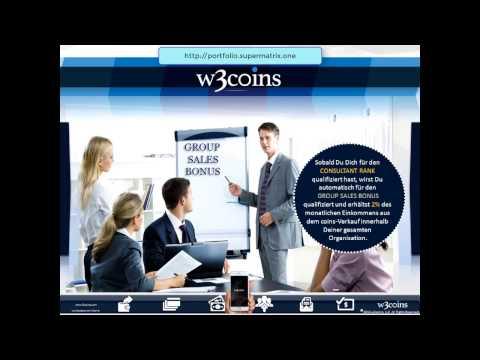 W3COINS - Eine heiße Chance für kühle Rechner