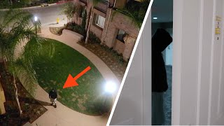 CRAZY STALKER FAN COMES TO MY HOUSE!! (Midnight)